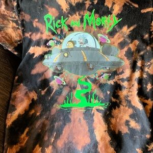 Other - Rick and Morty T-shirt NWOT